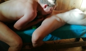 Russian sauna attaching 2. not roundabout hot orgasssssm)))!!!!! enter into the picture 'round video!!!!))))