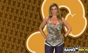 Bangbros - can that guy set up featuring milf sara jay with an increment of a very random dope-fiend