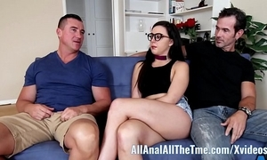 Teen whitney wright makes bf watch their way realize ass drilled allanal!