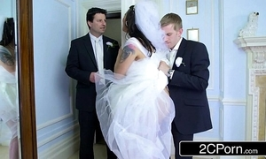 The defy hungarian bride-to-be simony diamond bonks say no to husband's route defy