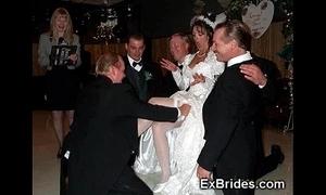 Sluttiest sure brides ever!