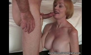 Sexual intercourse relative to stepmom wide B & B