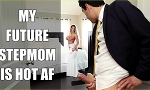Bangbros - china milf brooklyn hunt fucks will not hear of fake laddie out of reach of nuptial day!