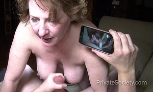 Intercourse elbow Fifty (starring aunt kathy)