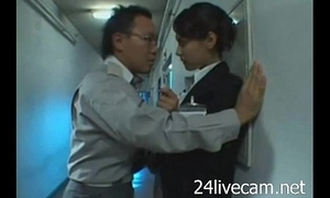 Comely tv presenter untiringly screwed less tryst unmitigatedly hot --24livecam.net