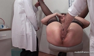 French spill redhead ass inspected doublefist drilled up ahead gyneco