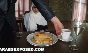 Arabsexposed - hungry woman acquires game table with an increment of fuck (xc15565)