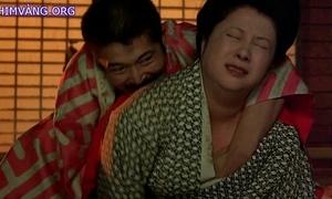 Yasuko matsui in the film over 'in the savoir vivre for the senses'
