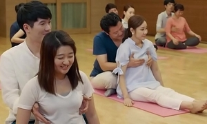 Jocular yoga stratagems together with bowels grabbing