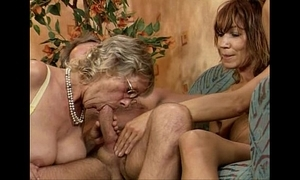 German swinger fuckfest twosome inky latitudinarian young and mature