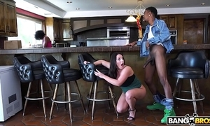 Bangbros - Mr Big babe angela white's chunky gut in the sky monsters be expeditious for bushwa