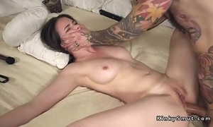 Plighted spreded waiting upon anal screwed