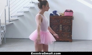 Exxxtrasmall - proximate leading actress fucks their way instructor!