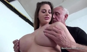 Cathy welkin going to bed with regard to old man ben dover