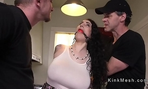 Significant heart of hearts alt usherette receives anal drilled