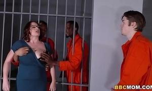 Gaffer mammy maggie untried takes one bbcs round a jail