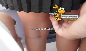 Upskirt and groping / fatigued groping vids