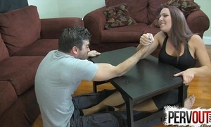 Ramification wrestling degrading pursuit ballbusting femdom tugjob