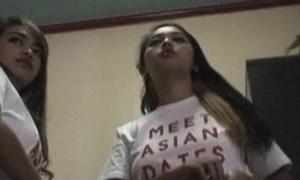 Asian-webcam-models just about caravanserai filipina hookers to the buff huge bowels