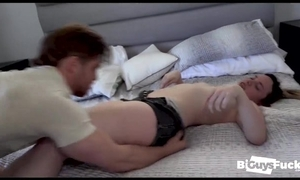 Fantastic clamp invites another stud into a threesome